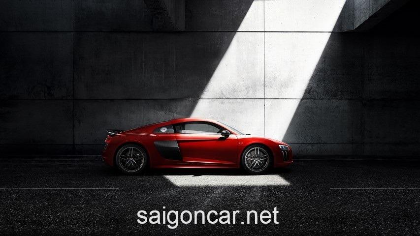 Audi R8 Hong Do