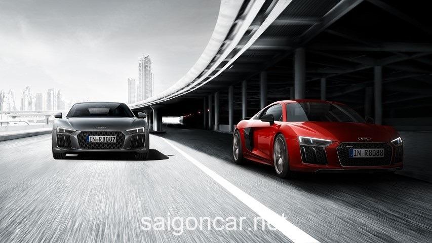 Audi R8 Tang Toc