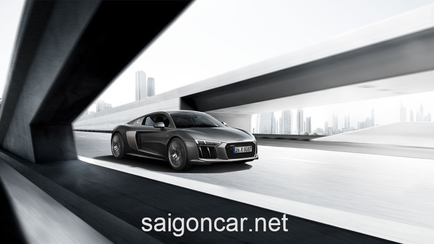 Audi R8 The Thao