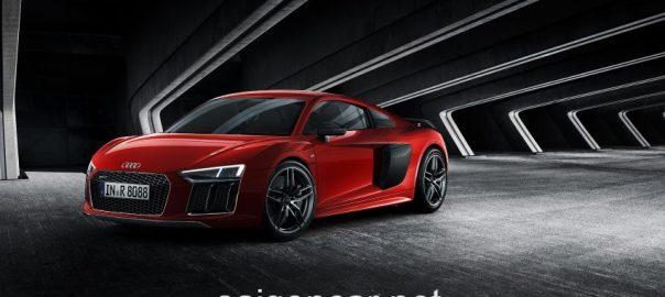 Audi R8 Tong Quan