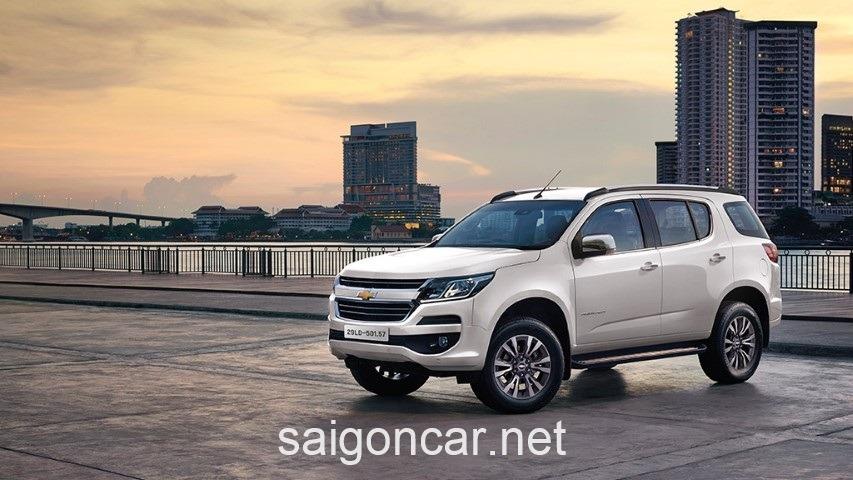 Chevrolet Trailblazer Hong Trang