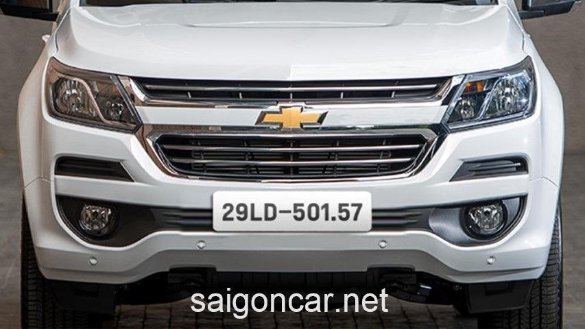 Chevrolet Trailblazer Luoi Tan Nhiet