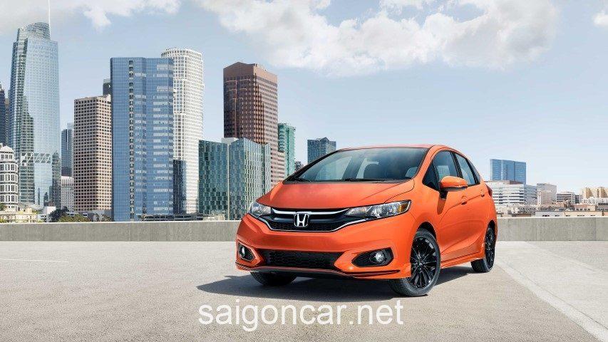 Honda Jazz Tong Quan
