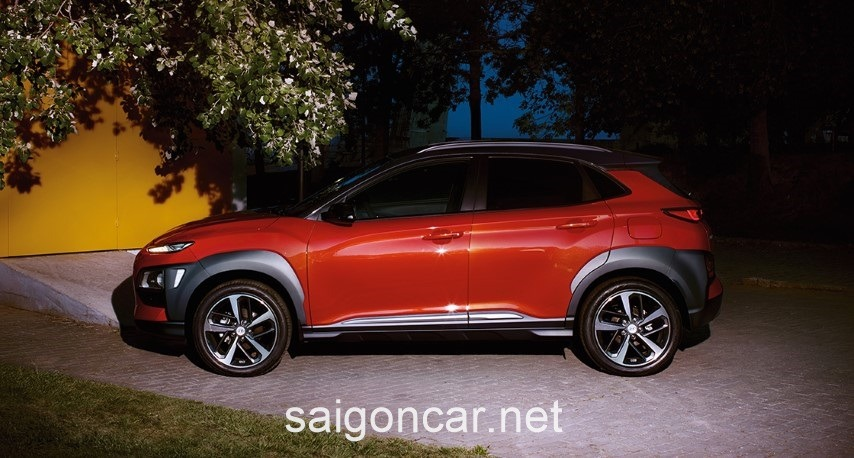 Hyundai Kona Hong Do