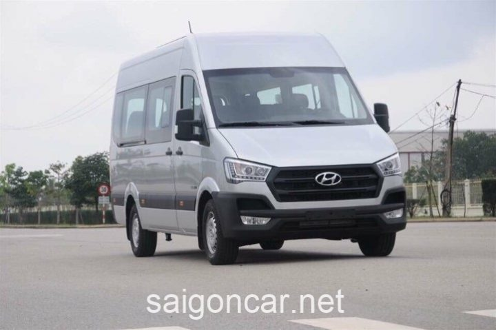 Hyundai Solati Dau Trang