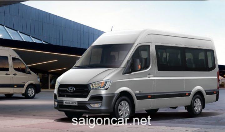 Hyundai Solati Hong Trang