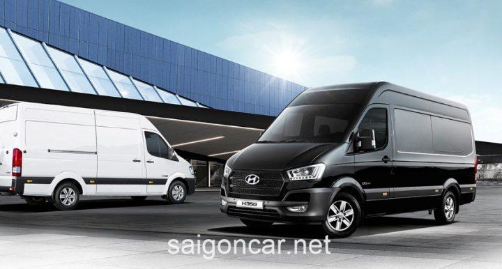 Hyundai Solati Tong Quan