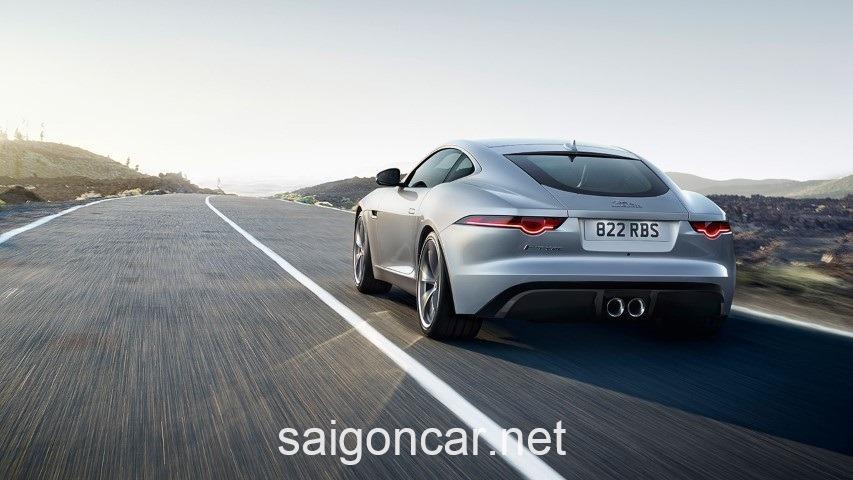 Jaguar F-Type Duoi Xe