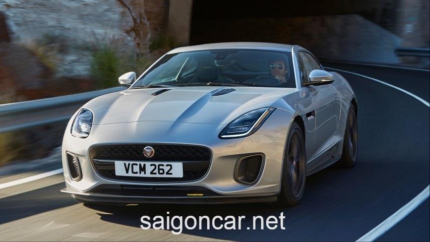 Jaguar F-Type Hoc Gio