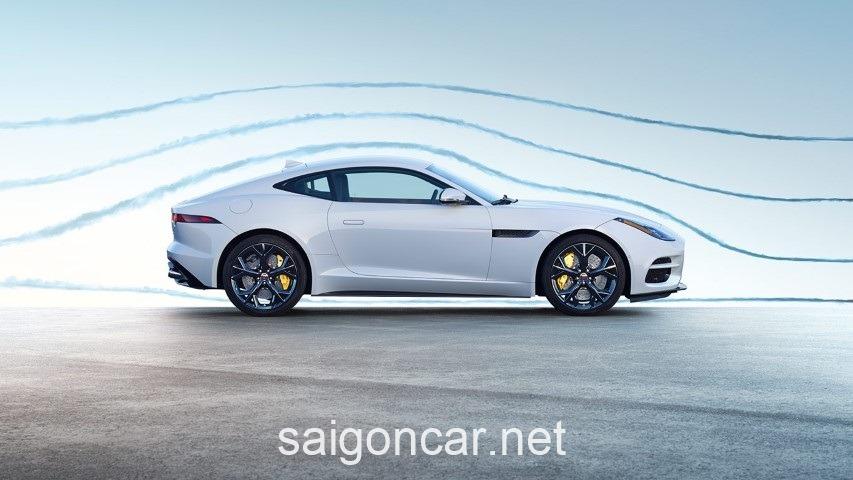 Jaguar F-Type Hong Trang