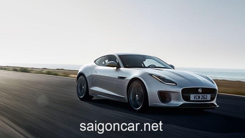 Jaguar F-Type Mau Bac