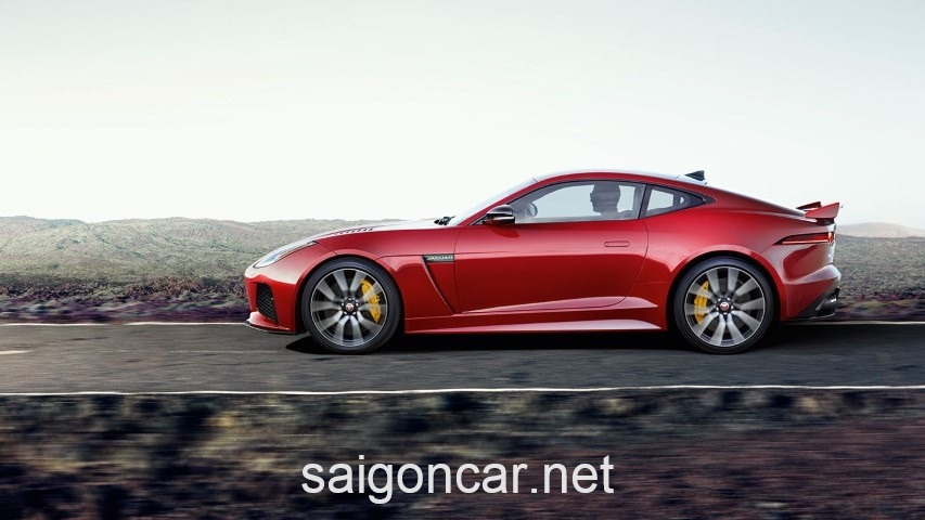Jaguar F-Type Mau Do