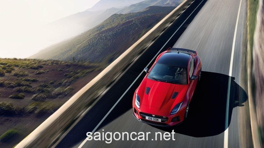 Jaguar F-Type Noc Xe