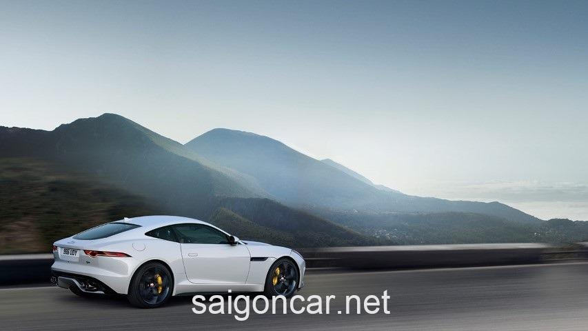 Jaguar F-Type Sieu Xe