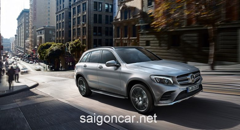 Mercedes GLC 200 Dong Co