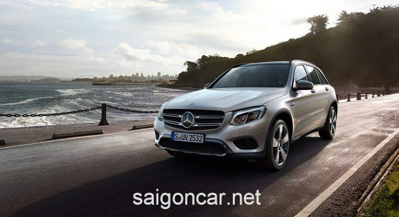 Mercedes GLC 200 Tong Quan