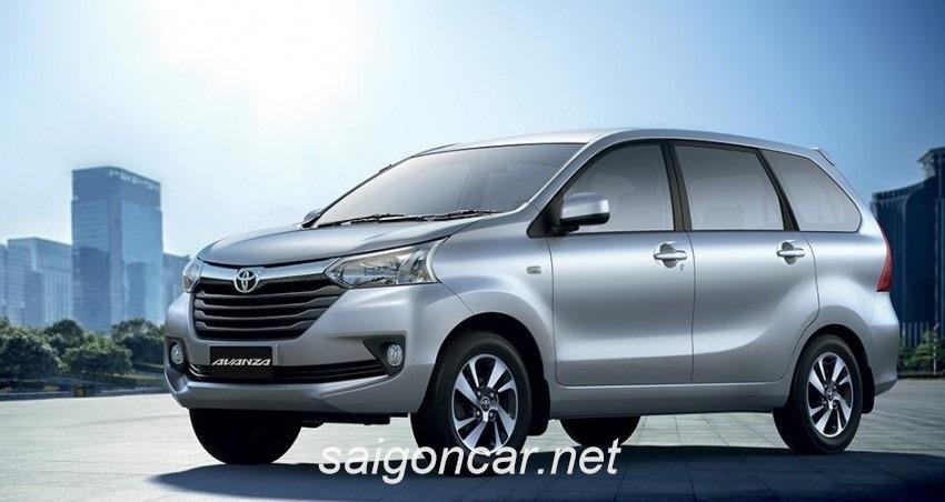 Toyota Avanza Tong Quan