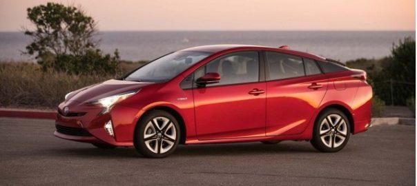 Giá xe Toyota Prius 2020 nhập khẩu nhiều ưu đãi khủng