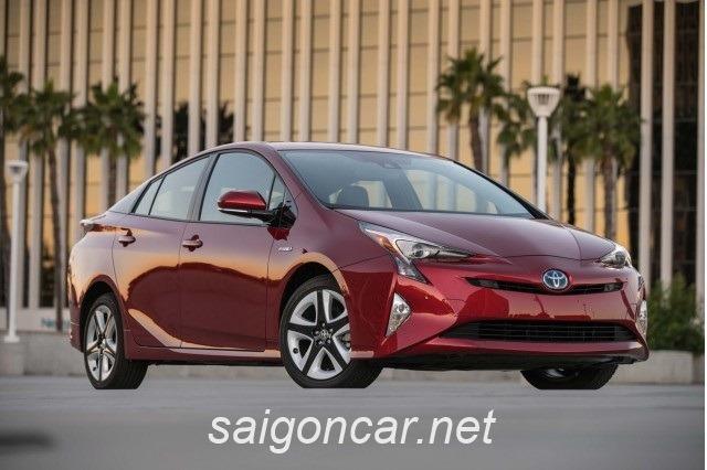 Toyota Prius Tong Quan