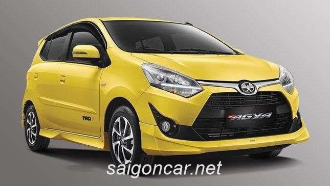 Toyota Wigo Tong Quan