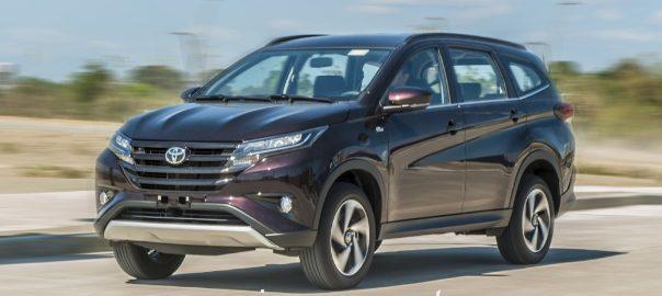 Toyota Rush 2020 giá xe nhập khẩu ưu đãi khủng giao ngay