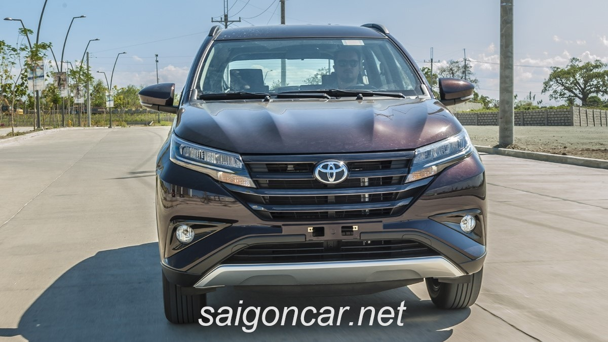 Toyota rush 2018 tong quan