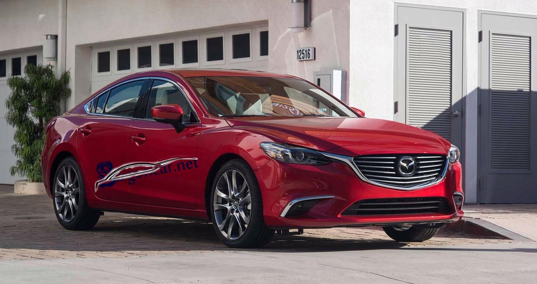 Mazda 6 2019 hoàn toàn mới