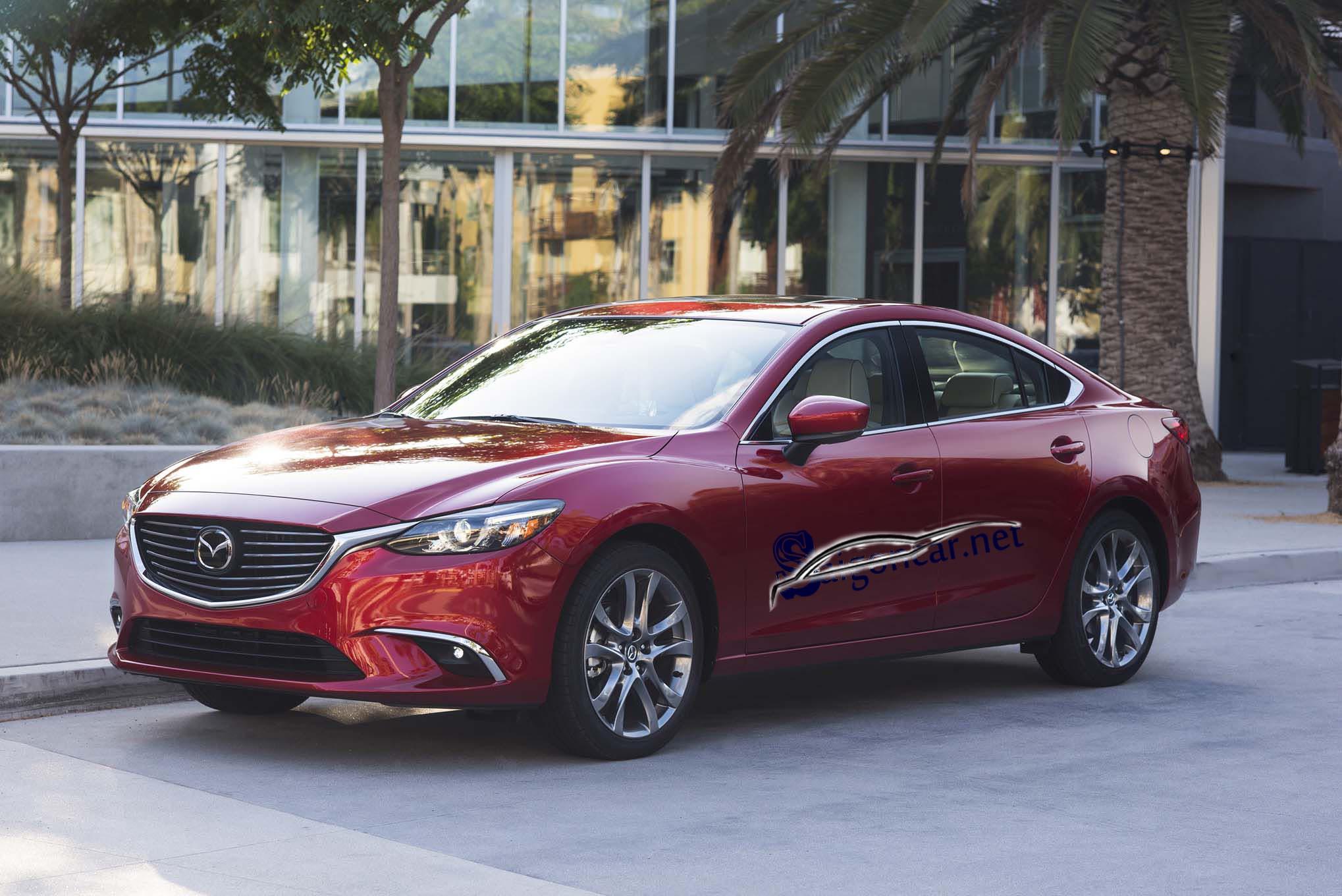 Đánh giá xe Mazda 6 2019
