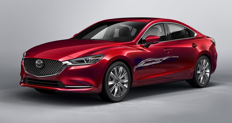 Ngoại thất Mazda 6 2019