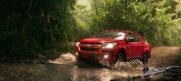 Khả năng vận hành của xe Chevrolet Colorado 2019