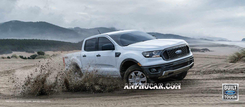 Ford Ranger 2019 mạnh mẽ