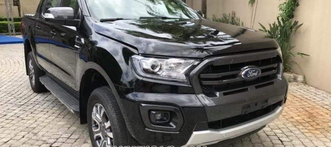 Ngoại thất Ford Ranger 2019