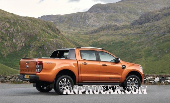 Ford Ranger 2019 thu hút mọi ánh nhìn