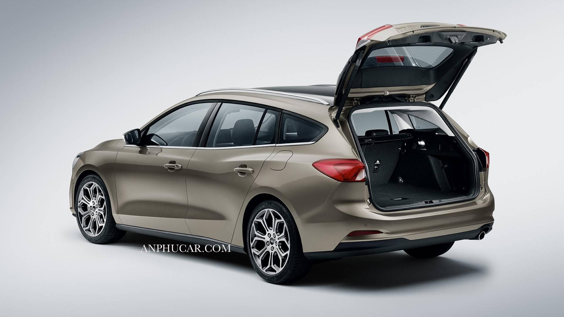 Ford Focus 2019 có về Việt Nam không?