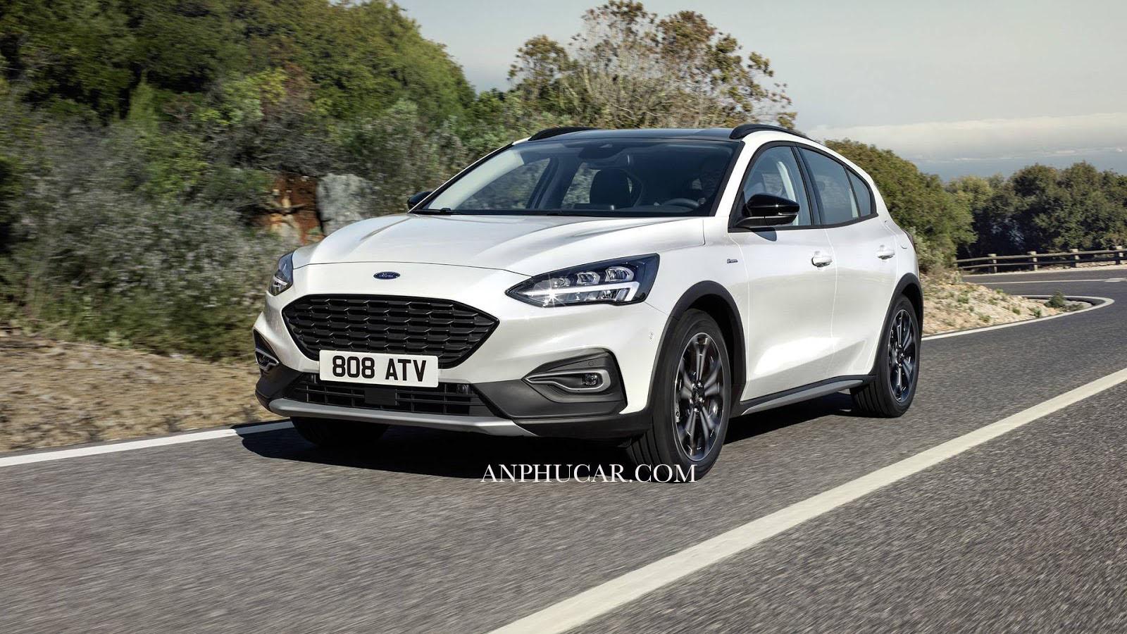 Khả năng vận hành xe Ford Focus 2019
