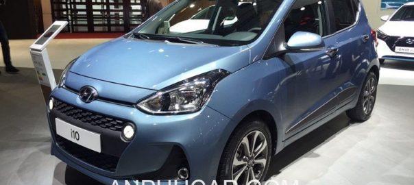 Noi That Hyundai i10 2019 Dau Xe
