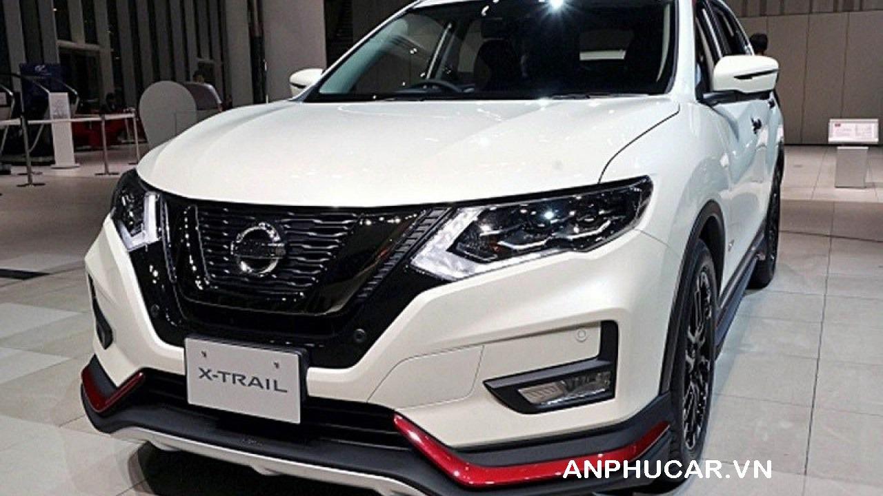 Ra mắt Nissan X-trail 2020