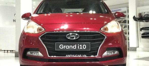 Mua xe Grand i10 Hatchback 2020 trả góp