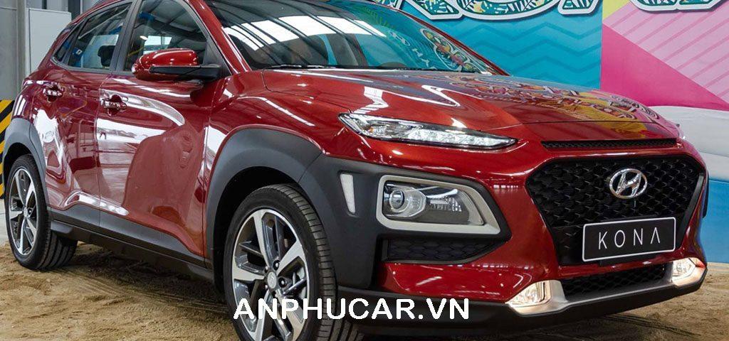 Hyundai Kona 2020 trả góp