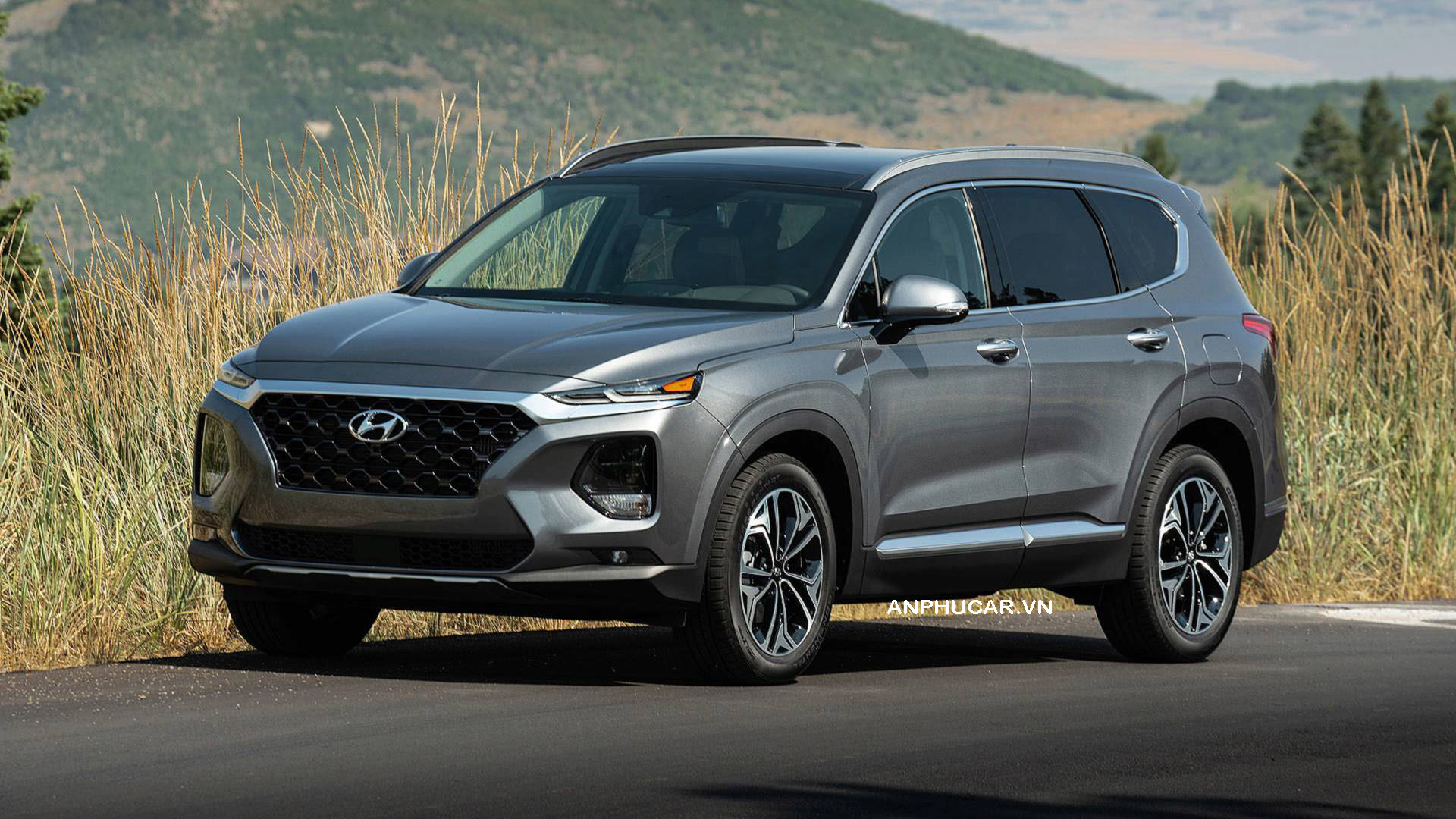 Đánh giá xe Hyundai SantanFe 2020