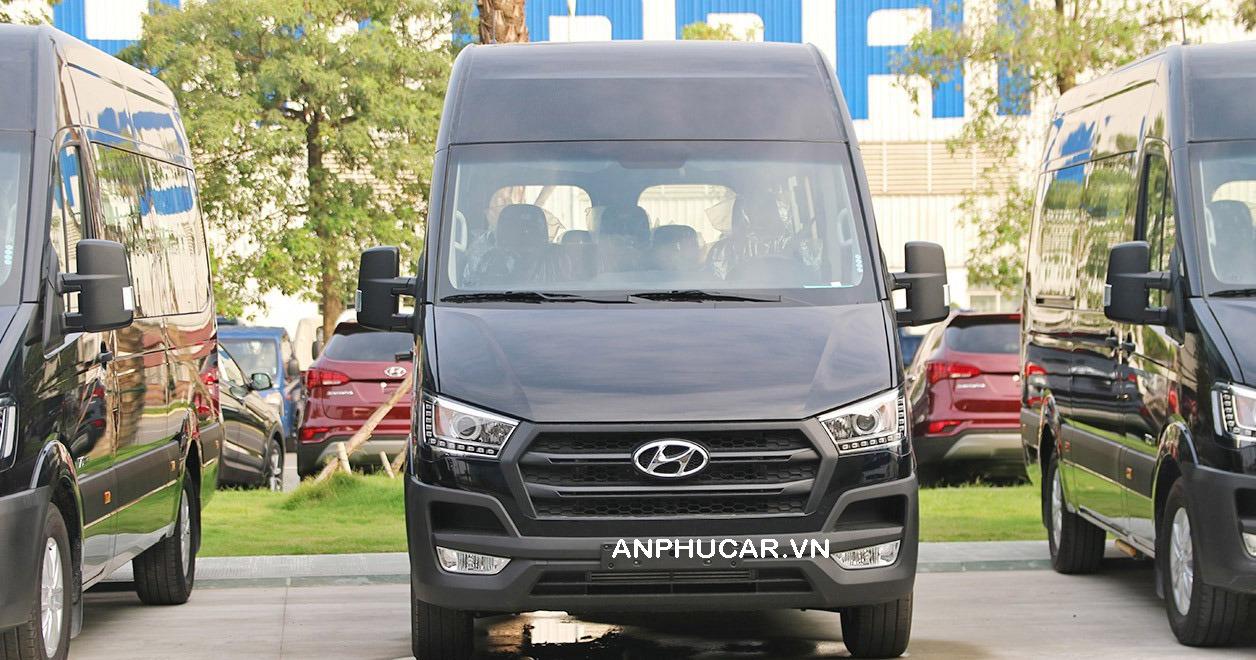 Hyundai Solati 2020 chạy dịch vụ
