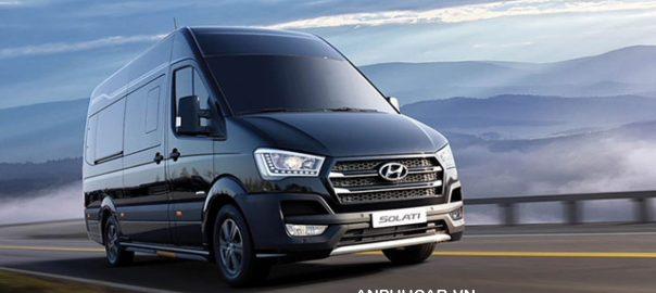Hyundai Solati 2020 ra mắt
