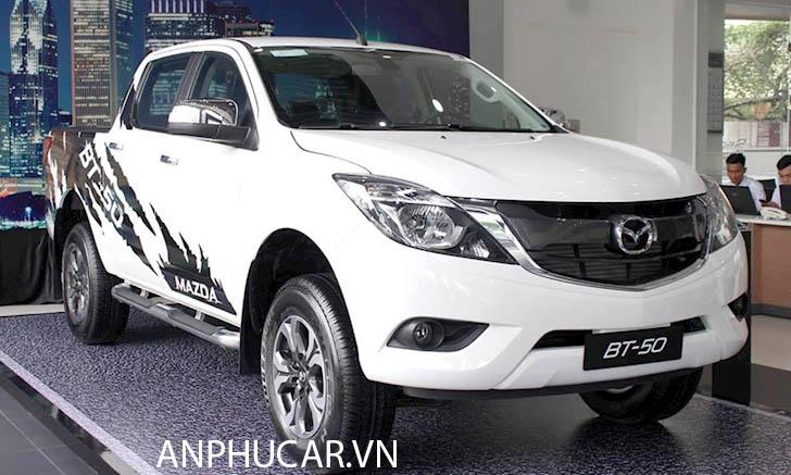 Mazda BT50 2020 dau xe