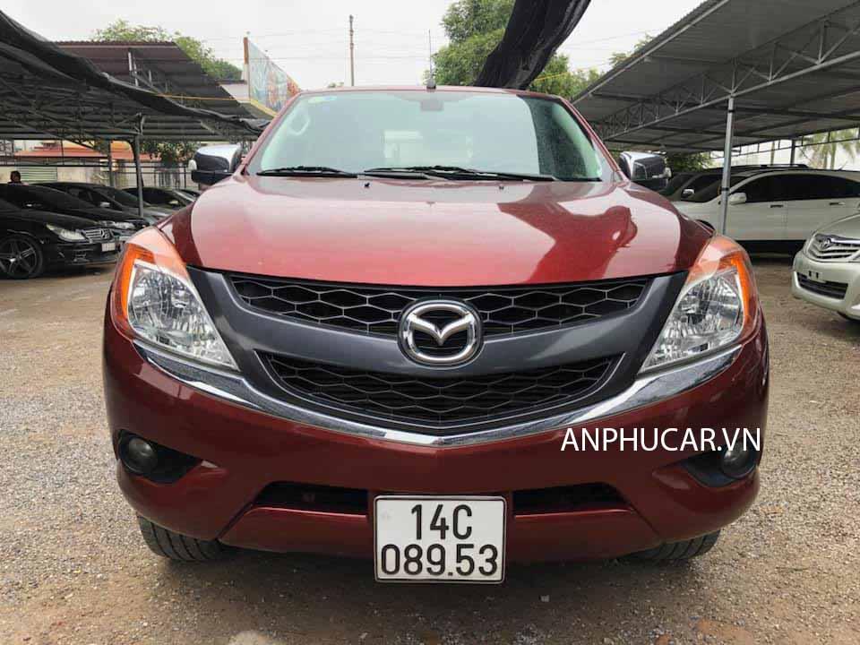Mazda BT50 2020 gia xe lan banh