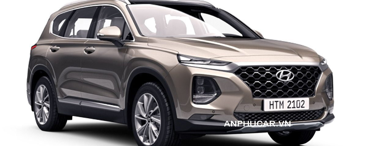 Mua xe Hyundai SantanFe 2020