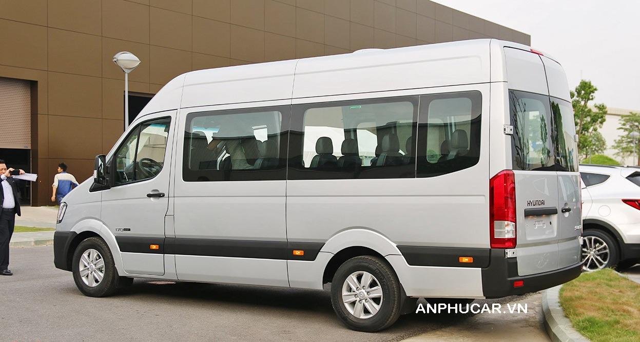 Mua xe Hyundai Solati 2020