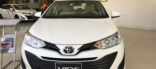 Mua xe Toyota Vios 2020