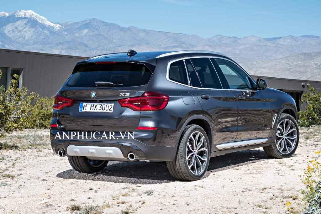BMW X3 2020 giá lăn bánh