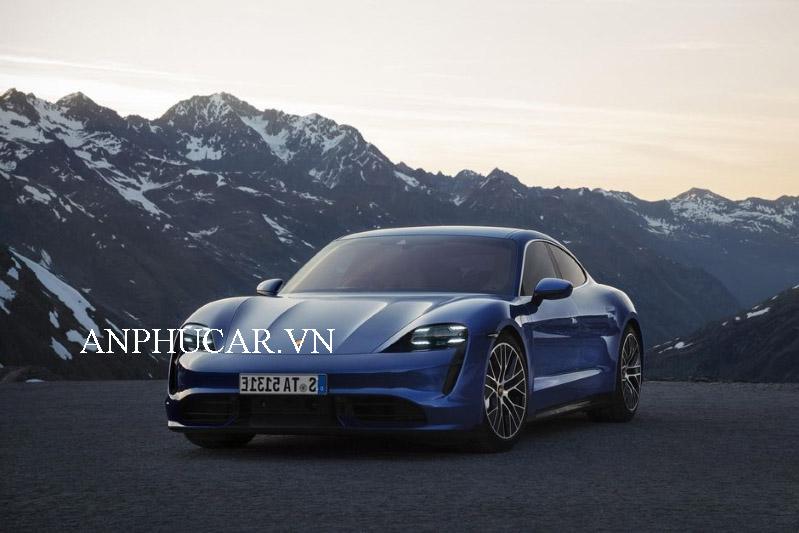 Giá lăn bánh Porsche Taycan 2020
