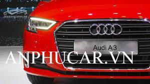 Audi A3 2020 giá xe